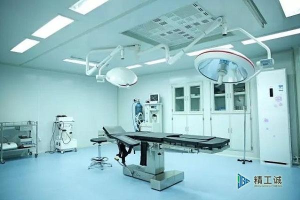 洁净手术室空气净化系统的气流分型