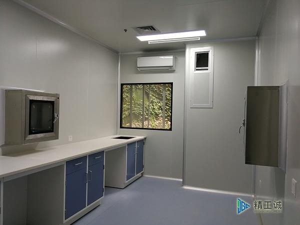 医院实验室装修设计