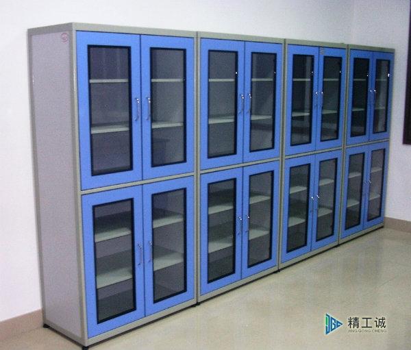 铝木样品柜 JGC-YAN-200