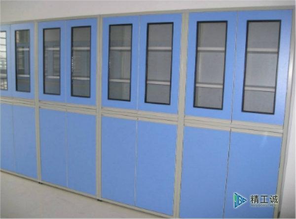 铝木试剂柜 JGC-SJ105