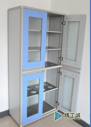 铝木器皿柜 JGC-QM300