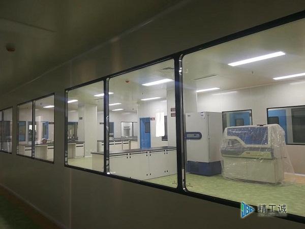 西藏自治区藏医院实验室工程建设