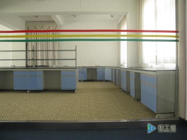 西藏日喀则地区质量技术监督局实验室装修设计