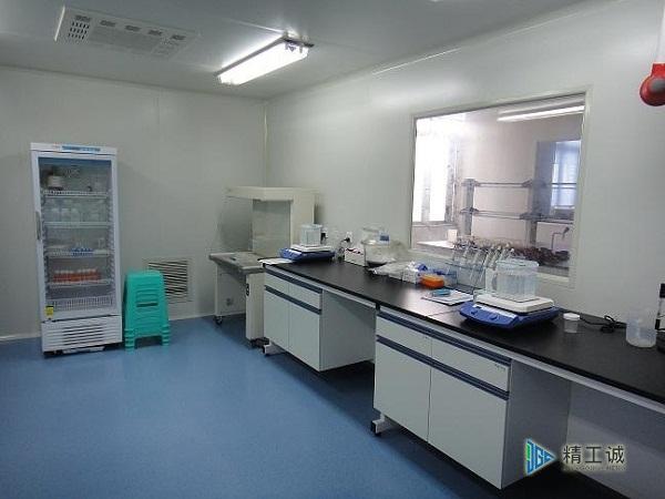 食品企业化工厂实验室