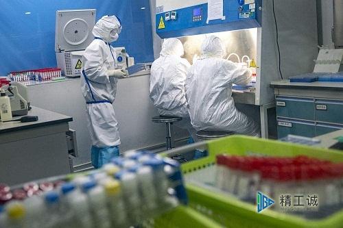 伊拉克在建新冠肺炎核酸检测实验室,预计本周内落成!