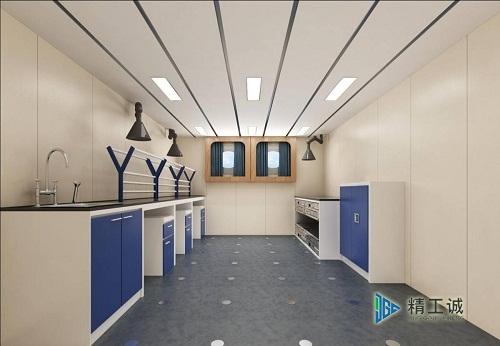 四川实验室装修设计