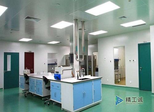 洁净室设计中微生物实验室装修设计说明