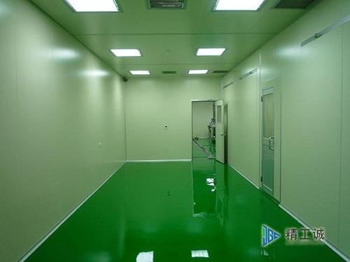 十万级洁净车间装修设计注意要点及洁净室建设方案