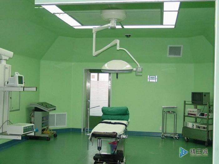 四川洁净手术室净化装修案例