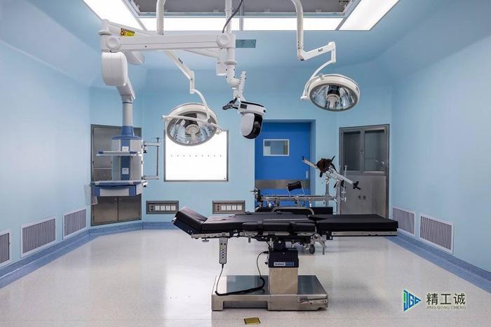 成都手术室净化装修案例