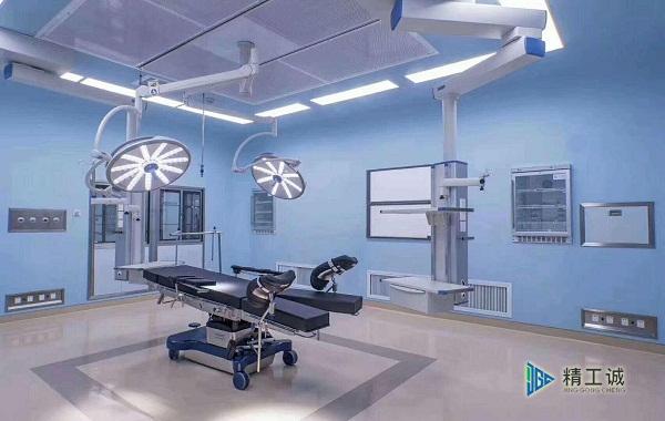 四川医院层流手术室净化装修工程