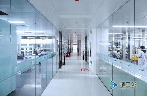 环境监测实验室装修设计