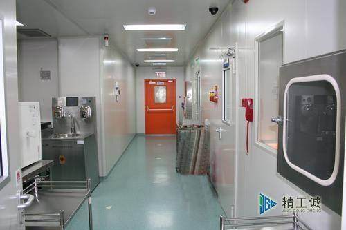 成都无菌实验室装修设计