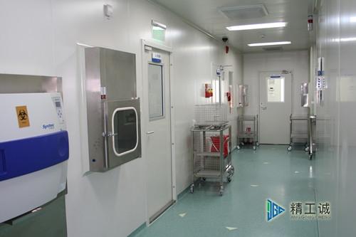 无菌实验室装修设计