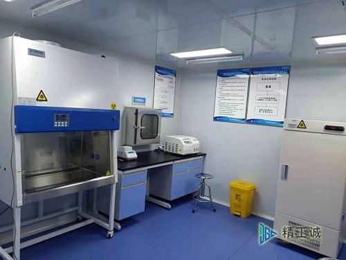 成都PCR实验室设计