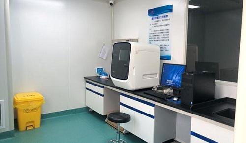 贵州PCR实验室装修设计
