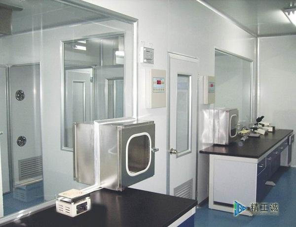 青海西宁P2实验室装修设计案例
